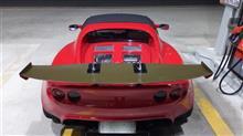エリーゼSARD GT WING Fuji spec M改の単体画像