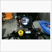 武川 コンパクトLCDサーモメーター
