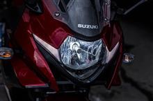 GSX250RSUPAREE H4 Hi/Lo LED ヘッドライト 8000Lm 6500k ファンレスの全体画像