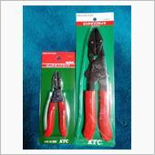 KTC 京都機械工具株式会社 ピンチオフプライヤ PSA34とPSA57