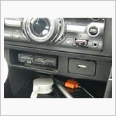 エーモン トヨタAtype USBスマート充電キット