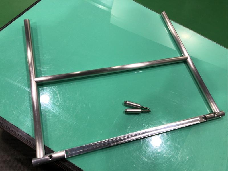 自作 オリジナル板ホルダー