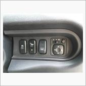 三菱自動車(純正) 電動格納ミラー