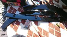 カムリH3Yオートアクセサリー フロントリップスポイラーの単体画像
