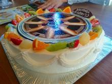 エッセ自作 パナスポーツ・ホイールケーキ(タイチョーさんオーダー、アトリエNOBUYA製)の全体画像