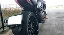 ディアベルカーボンPipe Werx  R11 Carbon Fibre Tri-Oval CarbonEdge Street Legal Exhaustの全体画像