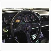 REVERIE Rally 330 Carbon Fibre Steering Wheel