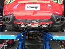 812スーパーファストKSP engineering M Technologia フェラーリ・812スーパーファースト専用 KSP-Exhaust Controlの全体画像