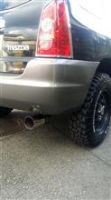 トリビュートAutoExe Stainless Muffler Single Tail Typeの単体画像