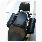 DAYTONA(バイク) サドルバッグ12L/ダイヤ