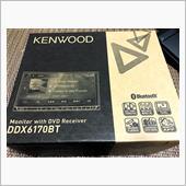 KENWOOD DDX6170BT