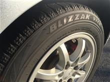 BLIZZAK VRX 185/60R14