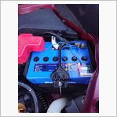 Panasonic Panasonic Blue Battery caos N-Q90/A2