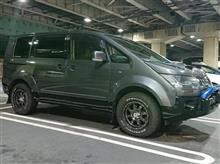 デリカD:5MKW 土岐三菱自動車販売限定カラー MK-46の全体画像