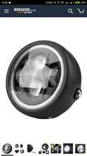 デスペラード 400ノーブランド LEDヘッドライトの単体画像