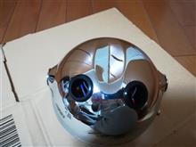 CG125KITACO ヘッドライトAssy(φ130) 12V35/35W(H-4球仕様) 800-0800110の全体画像
