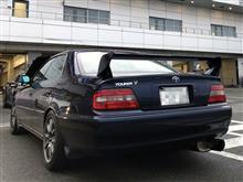 チェイサーTRD / トヨタテクノクラフト リヤウイングの全体画像