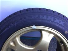 DUNLOP WINTER MAXX 02 195/60R16