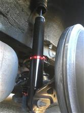 ヴィッツハイブリッドLARGUS Spec Sの全体画像
