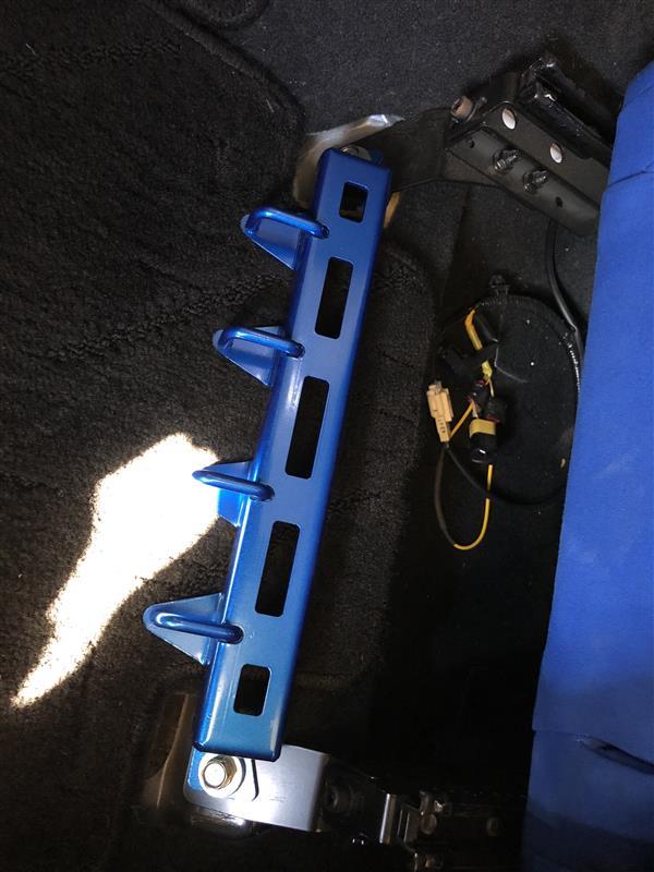 CUSCO パワーブレース シートレールプラス