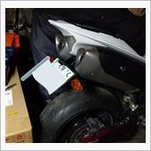 DAYTONA(バイク) LEDフェンダーレスキット