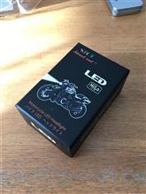 XTZ125 Street Cat バイク用LEDヘッドライトの全体画像
