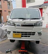 ピクシス トラックVIP沖縄 リップスポイラーの全体画像
