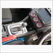 スバル(純正) WRX S4 ts用インジケータカバー