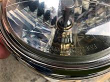 スーパーカブ110プロ武川 マルチリフレクターヘッドライトの全体画像
