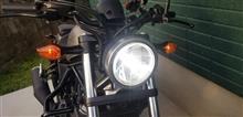 レブルSphere Light RIZINGⅡ H4 Hi/Lo 6000Kの全体画像