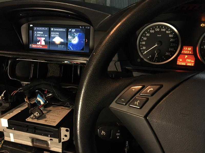 BMW MINI(純正) マルチナビシステム NBT EVO ID6 with CarPlay
