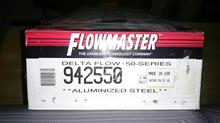 シェビーバンFLOWMASTER 50 Seriesの単体画像