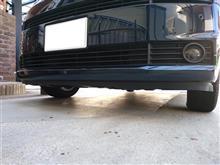 スペイドトヨタ(純正) フロントスポイラーカバーの全体画像