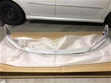 エスティマハイブリッドTRD / トヨタテクノクラフト TRD Sportivo フロントスポイラーの単体画像