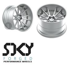 RS6アバント (ワゴン)SKY FORGED S211特注品の単体画像