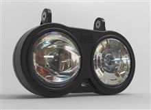 XB12ScgHARZ BIKE LANGER Buell XB  LED の単体画像