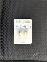 【fcl.】 LED T10 SMDLED 5連