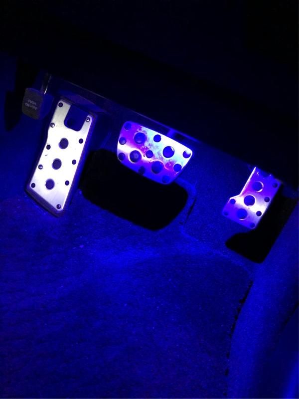 Junack LED インテリアランプ ブルー / LIL-2B