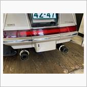 メーカー・ブランド不明 GL1500SE マフラー
