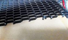 スイフトスポーツメーカー・ブランド不明 ABS樹脂 ハニカムメッシュネット黒 /グリルネット/エアロ加工/六角Cの全体画像