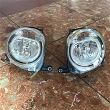 フィアット500 C (カブリオレ)フィアット(純正) ヘッドライトの単体画像