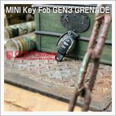 FUN FOB MINI F系 Key Fob GRENADE DESIGN(手榴弾デザイン)