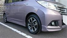 デリカD:2ハイブリッド三菱自動車(純正) 三菱純正アルミホイールの全体画像