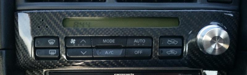 APM FACTORY エアコンコントロールパネル