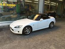 S2000OHLINS Road & Track DFV 搭載国内専用モデルの全体画像