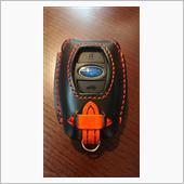 革茶屋 スバルアクセスキー用レザーケースAタイプ