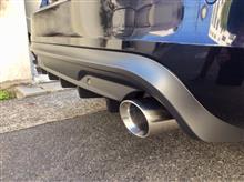 S60Polestar  exhaust set の単体画像