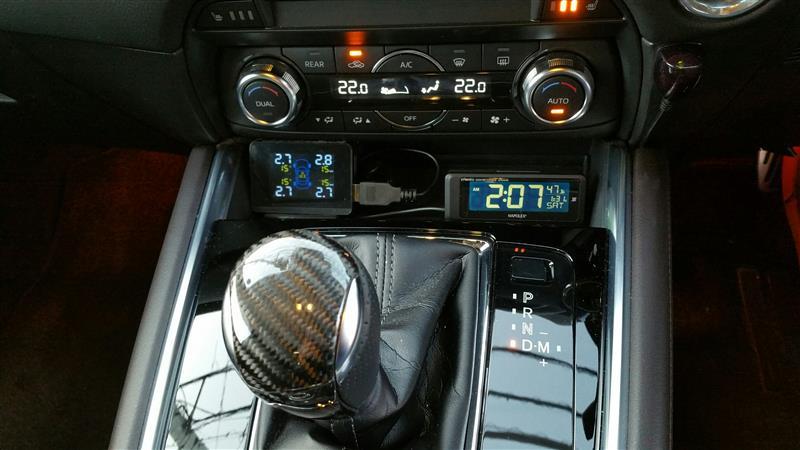 NAPOLEX Fizz-1083 電波時計