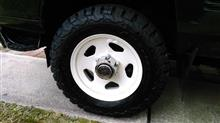 デリカスターワゴン三菱自動車(純正) 純正15inc鉄ホイールの全体画像