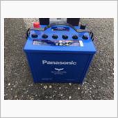 Panasonic caos アイドリングストップ車用 N-Q90/A2